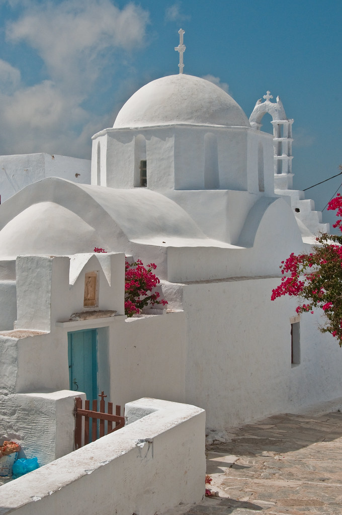 Church in the Hora, Amorgos