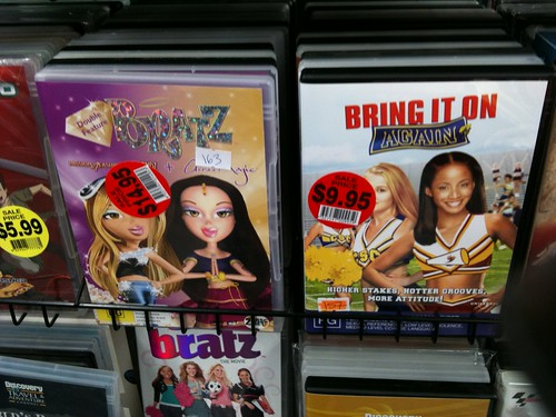 Seeing double - Bratz Bring it On Again!