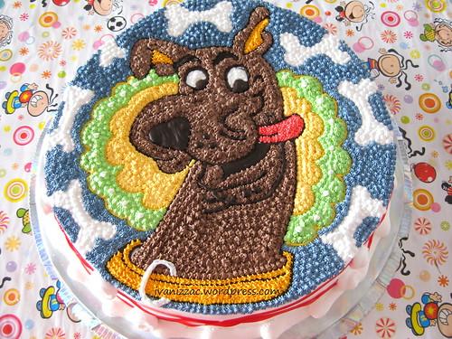 Scooby-doo cake1
