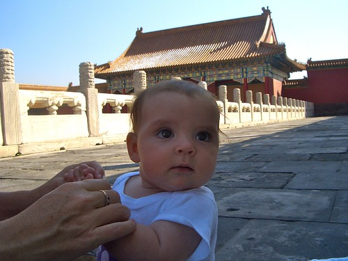 Arlo at Forbidden City