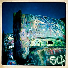 Day 2: Cadillac Ranch