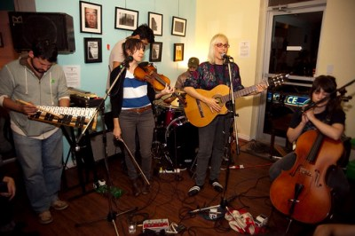 Olenka and the Autumn Lovers @ Raw Sugar Cafe