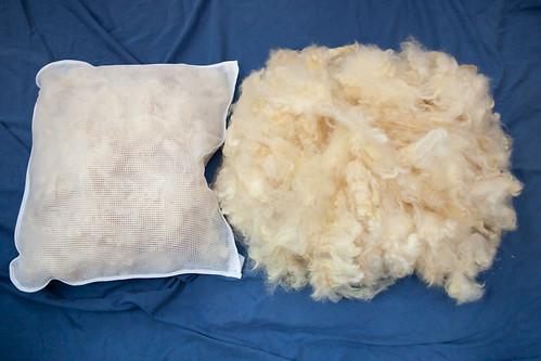Romney fleece