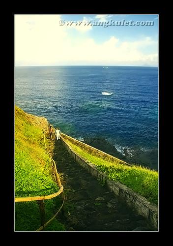 Chawa view deck, Batan Island, Batanes