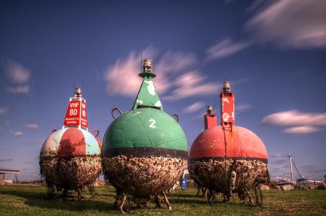 Big buoys