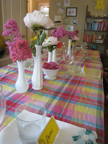 June '09 dinner party