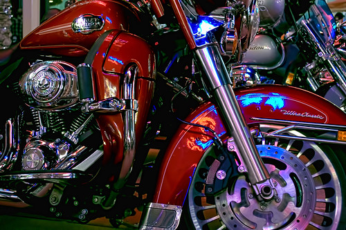 Bike Night on Veterans Day 005