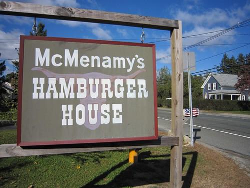 McMenamy's Hamburger House