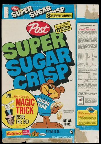 Super Sugar Crisp - 1973