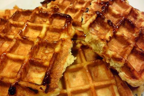 Les meilleures gaufres : les gaufres liégeoises / Best Waffles : The Liège Waffles