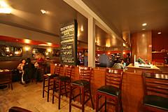 Test Kitchen LA: main dining room