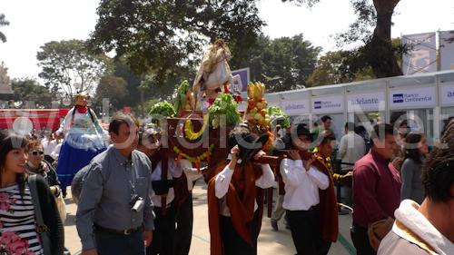 Desfile - Mistura 2010