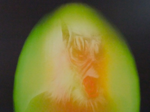 "Silje Fredriksen: ""Aura portrait"""