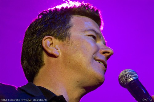 Rick Astley Night to Remember 2010 (18-09-2010).