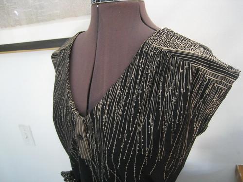 dress V-neck
