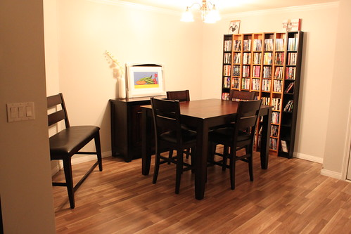 Dining Room Reorg