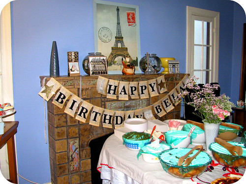 BELLA PARIS BIRTHDAY