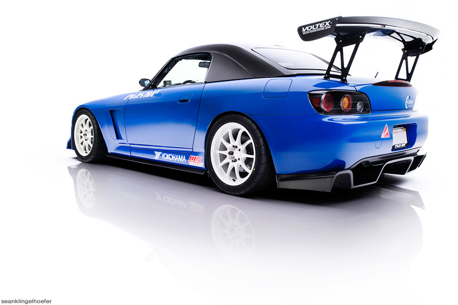 Honda S2000 UPC Studio Sessions
