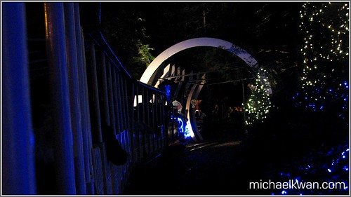 Stanley Park Ghost Train 2010