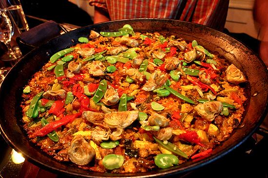 4841877177_22dd8968ca_o Socarrat  -  New York New York  Vegetarian Tapas Paella New York Gazpacho Chelsea