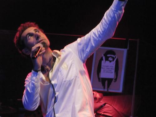 Serj Tankian live at Estragon, Bologna