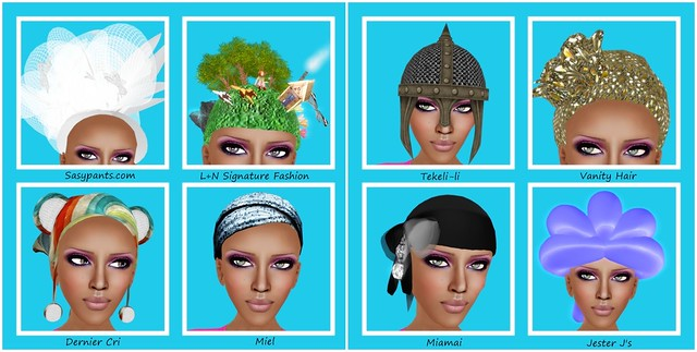 Bandana Day @ Hair Fair 2010