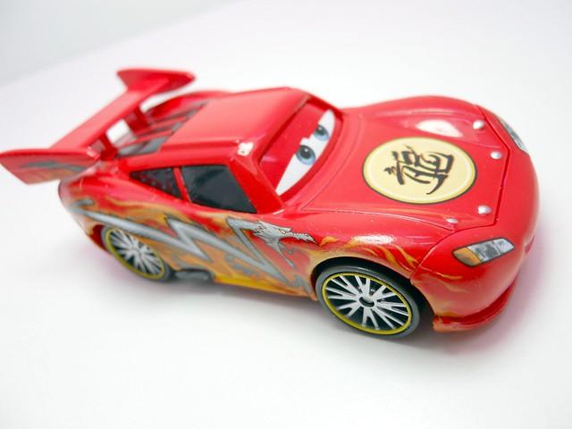 cars toon tokyo mater dragon lightning mcqueen (3)