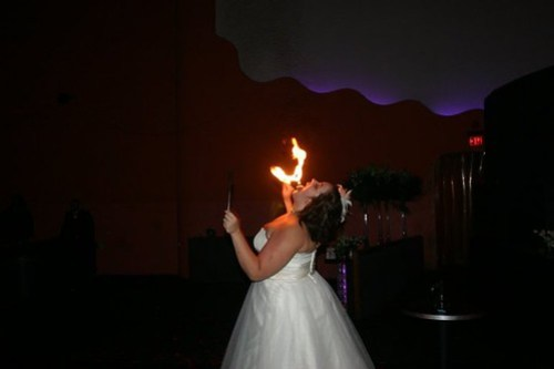 Fire-eating Bride