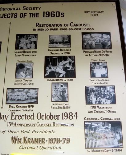 Restoration of Perkasie Carousel History