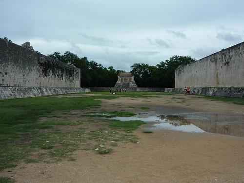 Der Ballspielplatz, Chichen Itza