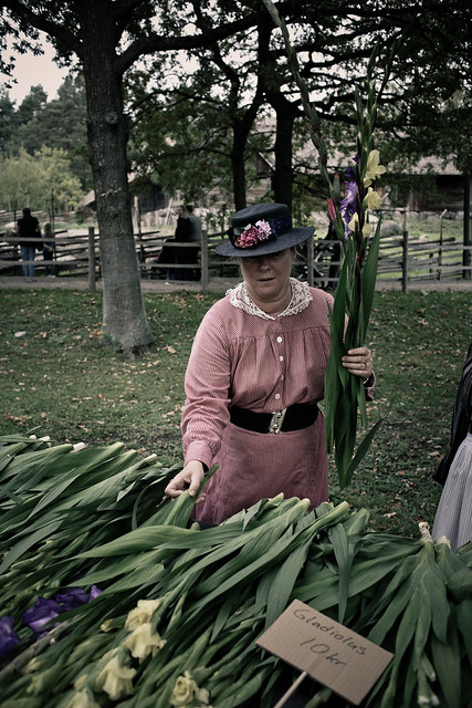 autumn fair at skansen