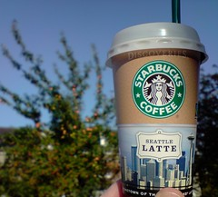Starbucks Seattle Latte