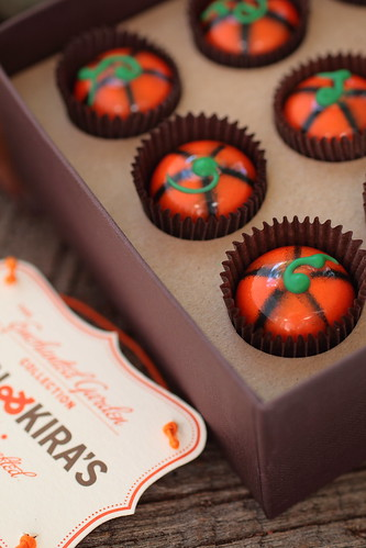 JK Spiced Pumpkins in box