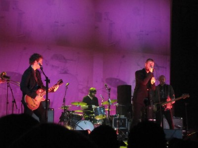 The National, live at Alcatraz, Milano