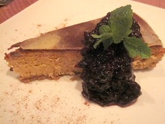 Pumpkin Cheesecake - Pylos