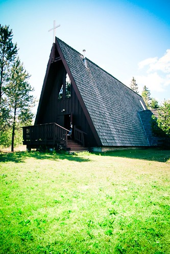 Domano Chapel in Prince George, BC