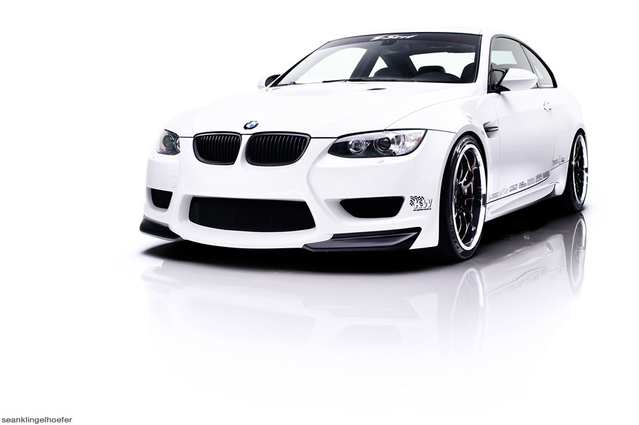 BMW M3 UPC Studio Sessions