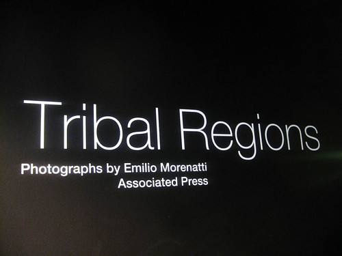 Tribal Regions - Emilio Morenatti