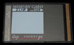 32kb Memory card