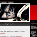 Kronologi Wazy Di Dalam Dunia Blogging
