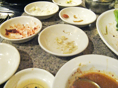 no more banchan