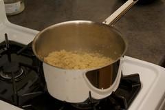 Quinoa Salad - Cooking up the Quinoa