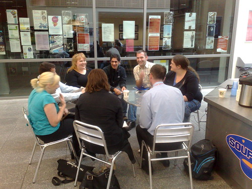 First Doncaster Social Media Surgery