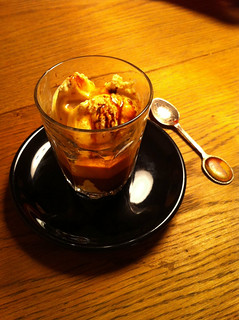 Affogato from Tapped and Packed