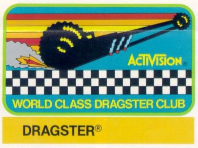 World Class Dragster Club badge