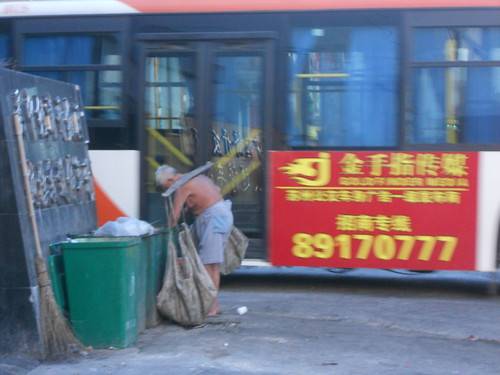 homeless in china