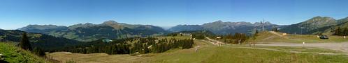 Col du Ranfolly Panorama