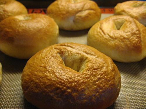 Baked Bagels