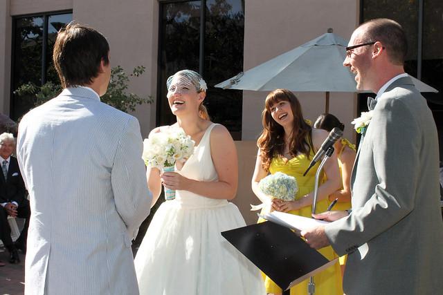 Luke & Suzanne's Muppet wedding