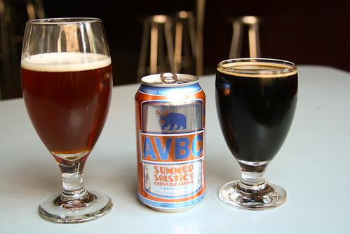Beers at Church Key